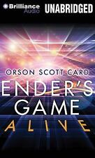 Ender's Game: Orson Scott Card, Author's Definitive Edition 2003/Unabridged/NEW