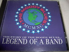 MOODY BLUES-LEGEND OF A BAND CLUB ISSUE rock CD