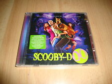 SCOOBY-DOO MUSIC CD FROM AND INSPIRED BY THE MOTION PICTURE SOUNDTRACK NEW