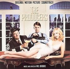 FREE US SH (int'l sh=$0-$3) NEW CD : The Producers (2005 Movie Soundtrack) Sound