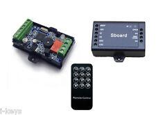 Wiegand-Türcontroller Sboard, Version 2019, mit MIFARE®-Programmierkarten und FB