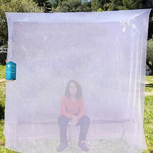 EVEN NATURALS Luxury Mosquito Net for Bed Canopy Tent for Single to Twin XL C...