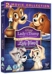 Lady And The Tramp / II DVD Nuevo DVD (BUU0186201)