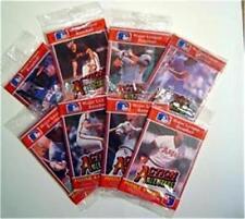 1984 Donruss Action All Stars Sealed Mint 10 Packs