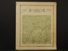 Iowa, Allamakee County map, Township of Center , 1917 L3#92
