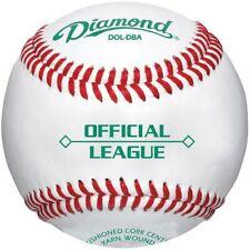 Dol-Dba-Doz Diamond Dol-Dba Official League Baseballs 1 Dozen