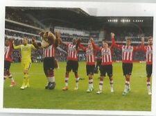 Panini sticker PSV Eindhoven 2017/2018 Jumbo #155 Spelers en mascotte phoxy