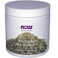 European Clay Powder (170 gram) - Now Foods