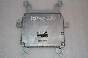 L-1815 MAZDA ENGINE CONTROL UNIT ECU RF5W18881A / 275800-6300