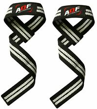 AQF Weight Lifting Training Gym Straps Hand Bar Wrist Support Gloves