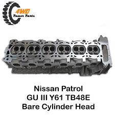 Nissan Patrol GU III Y61 TB48E New Cylinder Head Bare