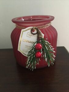 Mainstays Cinnamon Candle 18oz - NWT