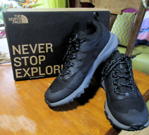 """""""The North Face"""" mens athletic shoes.As New.2 wears to check orthotic.RRP $260"""