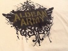Jason ALDEAN ARMY T-Shirt - 2XL Ecru Tee Shirt