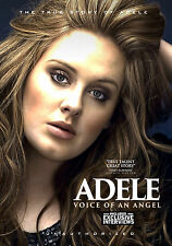 ADELE New Sealed BIOGRAPHY, INTERVIEWS & MORE DVD
