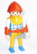 Playmobil Wikinger FIGUR Krieger Knappe aus Boot Set 3156 5003 5714 Kapuze