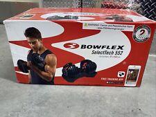 Bowflex SelectTech 552 Adjustable Single Dumbbell (100748)