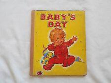 BABY'S DAY-1953-TREASURE BOOKS-