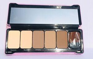 Bulk Buy 10 x EBC Collection U.S. Colours Face - 5 Colour Contour Powder 22g