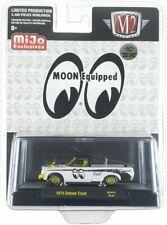 New ListingChase 1974 Datsun Pickup Truck W/Surfboard Mooneyes 1/64 Diecast M2 31500-Mjs26