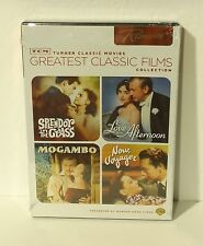 TCM Greatest Classic Films Collection: Romance (DVD, 2010) Mogambo Now Voyager