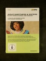 Aida's Brothers and Sisters: Black Voices in Opera and Concert (DVD, 2009) NEW!