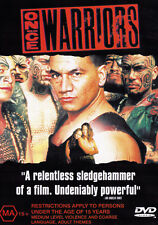 ONCE WERE WARRIORS Temuera Morrison DVD R4 - PAL   SirH70