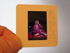 More details for original press photo slide negative - rod stewart - 1984 - c