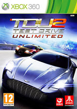 Test Lecteur Unlimited 2 ~ XBOX 360 ( en super condition)