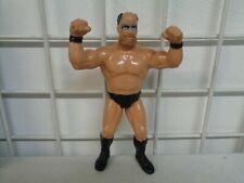 VINTAGE 1980'S LJN WWF SUPERSTARS WARLORD BLACK CARD SERIES FIGURE ORIGINAL