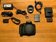 Canon EOS Rebel T6i 24.2MP DSLR Camera - Black (Body Only)