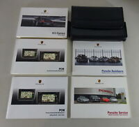 Owner's Manual + Wallet Porsche 911 Carrera Type 997 Facelift From 05/2008