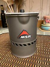 MSR Reactor cooking pot - 1 liter