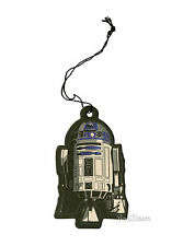 NEW STAR WARS MOVIE R2D2 ROBOT VANILLA SCENT HOME CAR Air Freshener 2 Pack