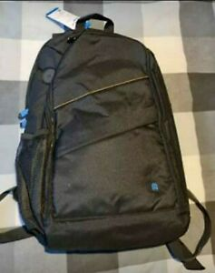 NEW Camera Backpack, Orange insides. With Rain cover, space for laptop/tablet