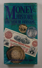 Money: History In Your Hands Old VHS Video ANA James Earl Jones Coins Currency