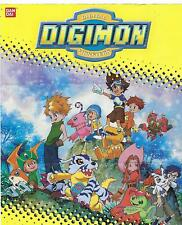 TWO Meet The Digital Digimon Monsters One-Page Product List Bandai America