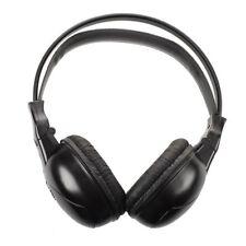Casque / ecouteurs stereo infrarouge pliable sans fil a double canal Casque R3R2