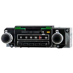 1969  Chevrolet Camaro AM/FM Bluetooth® Radio