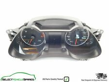 AUDI A4 B8 DIESEL INSTRUMENT CLUSTER SPEEDO CLOCKS DISPLAY 8K0920980N 2009-2010