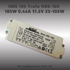 Transformator NRE 105 Trafo NRE-105 105W 0.44A 11.5V 35-105W Ersatzteil Neu