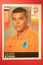 Panini EURO 2008 N. 262 BOUMA NEDERLAND NEW With BLACK BACK TOPMINT !!!