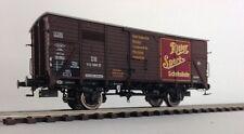 "BRAWA 49037 Gedeckter Güterwagen G 10  ""Ritter Sport"" DB Epoche III NEU & OVP"