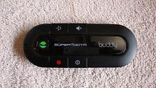 Supertooth Buddy Bluetooth Handsfree Mobile Phone Speaker Phone - BLACK
