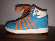 K-Swiss Blippi Shoes Childrens Size 2 *FREE SHIPPING*