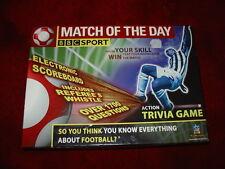 BBC Sport-match del día-Electronic acción Trivia Juego De Mesa
