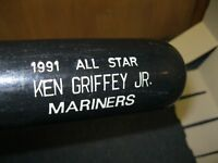 Ken Griffey Rawlings Baseball Bat 1991 All Star Game Issued