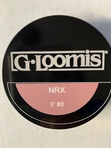G. Loomis NRX 9' #8-4pc Pre-Owned