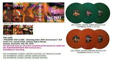 """THE CURE - HOLDING YOU CLOSE - Disintegration 30th Anniversary"""" 3LP Pre-order"""
