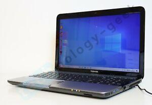 "TOSHIBA Satellite L855-149 15.6"", i7 2.4GHz/ 6GB RAM/ 750GB HDD/ Windows10 PC"